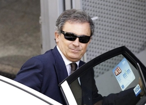 Pujol Ferrusola abandona el juzgado (EFE)