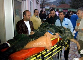 El ejército turco penetra en Irak tras el sangriento atentado del PKK
