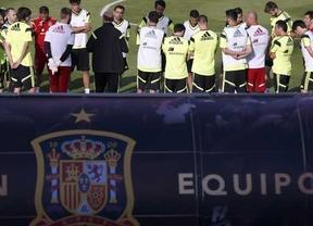 Primera ¿prueba? de una Roja sin madridistas ni atléticos de cara al mundial de Brasil ante una flojísima Bolivia
