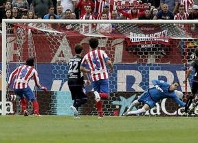El 'nuevo' Atleti de Simeone ya gana hasta cuando no juega bien: 2-1 ante el Valladolid