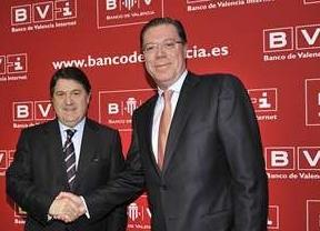 Banco de Valencia suspende cotización, tras 'desvelar' un agujero de 600 millones