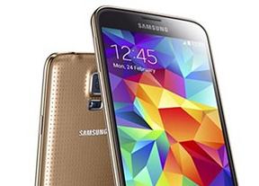 Samsung Galaxy S5 llega con lector de huellas y preparado para resistir al polvo y al agua