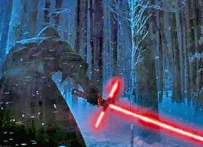 La nueva película de 'Star Wars' ya tiene trailer: llega el despertar de la fuerza