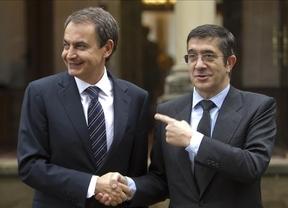 El PSE revela que compañeros del PSOE han pedido a Patxi López que dirija el partido