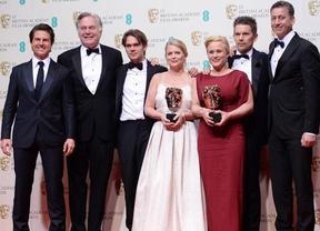 'Boyhood' arrolla en los Premios Bafta que sólo dan un galardón menor a Alejandro González-Iñárritu
