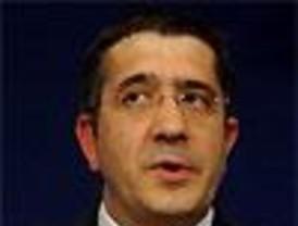 López irá 'a regañadientes' a la manifestación convocada por Ibarretxe para el sábado 13
