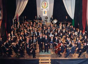 La Filarmónica Beethoven de Campo de Criptana gana la sección primera del Certamen Ciudad de Valencia
