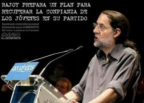 Rajoy cambia de 'look' para intentar recuperar votos