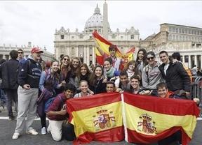 El 'turismo religioso' (o político) de los Españoles