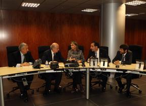 Interior activa por primera vez el comité Estatal de Apoyo a las víctimas y familiares de accidentes aéreos