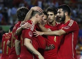 La Roja cumple en la pachanguita frente a la débil Bolivia con juego a ráfagas y buen tono físico (2-0)