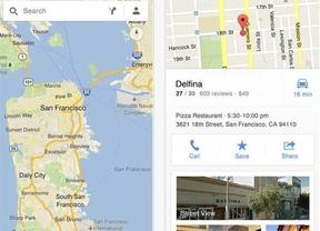 Google Maps regresa a los dispositivos Apple