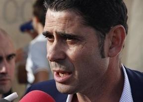 Fernando Hierro piropea a su antiguo jefe Del Bosque: