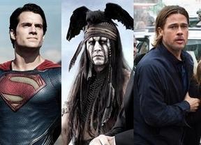 'Man of Steel', 'Stark Trek', 'Lobezno'... los grandes aspirantes a taquillazo del verano