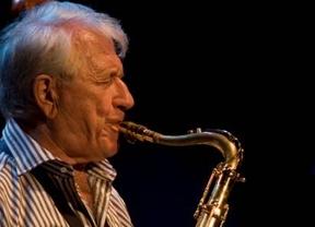 El rey del jazz hace doblete: el mítico Pedro Iturralde, en la mítica Bogui Jazz