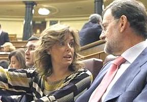 Sáenz de Santamaría anuncia una profunda reforma del Banco de España
