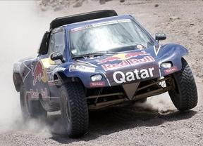 Los fantasmas atacan de nuevo: Carlos Sainz abandona el Dakar por problemas mecánicos