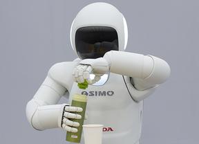 Blade Runner ya está aquí: Honda mejora su robot Asimo