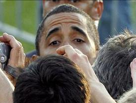 Messi emula a Maradona y el Barça golea al 'Geta' (5-2)