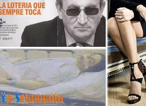 El Top 3 de La Semanada: el muerto, el rico y la ministra