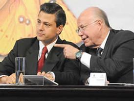 Necesario triplicar inversión en ciencia y tecnología afirma Enrique Peña Nieto ante rector de la UNAM