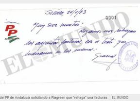 La guerra de las facturas falsas... que termina insospechadamente: 'El Mundo' publica las del PP tras difundirse las de UGT