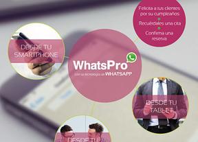 Un equipo de ingenieros valencianos 'fusionan' WhatsApp, redes sociales, Mail y Web