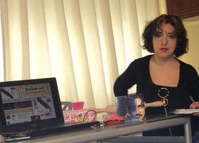 Pilar Alonso o cómo la inspiración le 'pilló' trabajando