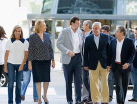 El PP prevé apuntalar la mayoría absoluta con un fuerte crecimiento en Andalucía, Cataluña y Aragón