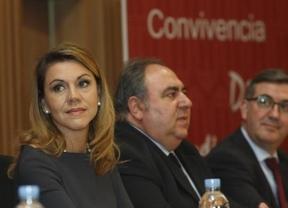 El juez desestima que Cospedal y Marín declaren en un juicio como testigos en Ciudad Real
