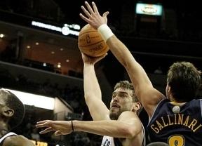 Marc Gasol, cada día más estrella de la NBA: candidato a Jugador de la Semana