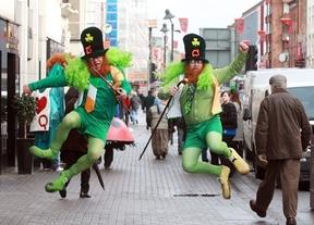 Las fiestas de San Patricio 'teñirán' de verde todo Madrid