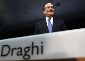 Draghi habla ya de una significativa mejoría económica señalando la recuperación a finales de 2013