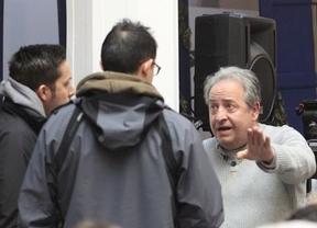 El camarero del 25-S vuelve a intentar boicotear un acto de Podemos