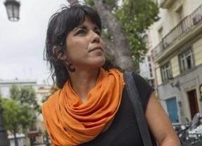 Teresa Rodríguez arremete contra TVE por mostrar una supuesta foto suya desnuda