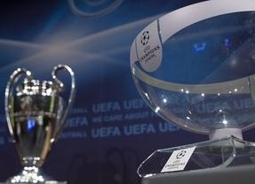Sorteo de Champions: la suerte se alía con Madrid, Barça, Atleti y Real y los coloca en grupos asequibles