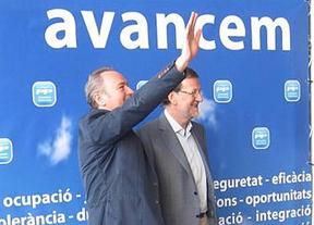 Rajoy, al estilo Zapatero, pero en otro contexto, sólo habla de optimismo: