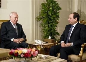 Margallo busca en Egipto un aliado para combatir el terrorismo