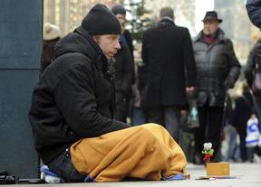 Aumenta la pobreza: Cáritas atendió a más de 2,5 millones de personas sólo en España en 2013
