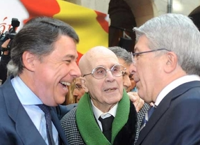El empresario y presidente del Atl�tico de Madrid, Enrique Cerezo, nuevo invitado en los l�os de Ignacio Gonz�lez
