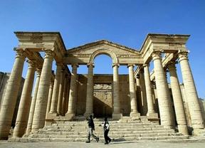 El Estado Islámico destruye la ciudad histórica de Hatra