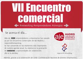 VII Encuentro Comercial negocios & networking y  Aje Madrid