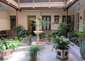 Los patios de Toledo, declarados Bien de Interés Patrimonial
