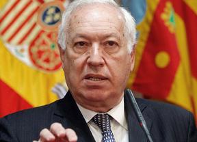 El ministro de Exteriores, García Margallo, y 13 delegaciones latinoamericanas, en el VIII Congreso Iberoamericano de Periodismo