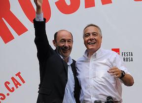 Pere Navarro presenta en Madrid una reforma federal del Estado para frenar al nacionalismo secesionista