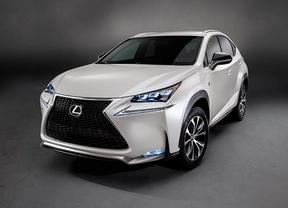 Lexus mostrará el nuevo NX en el Salón del Automóvil de París 2014