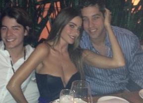 Sofia Vergara, a pecho descubierto en plena Nochevieja por intervenir en una pelea