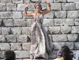 J-Lo filma su video en Chichén Itzá