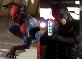 Los superhéroes de la taquilla lo son también de los gazapos