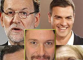 Rajoy, Pedro Sánchez y Pablo Iglesias cierran la campaña en Andalucía esperando cambiar las encuestas